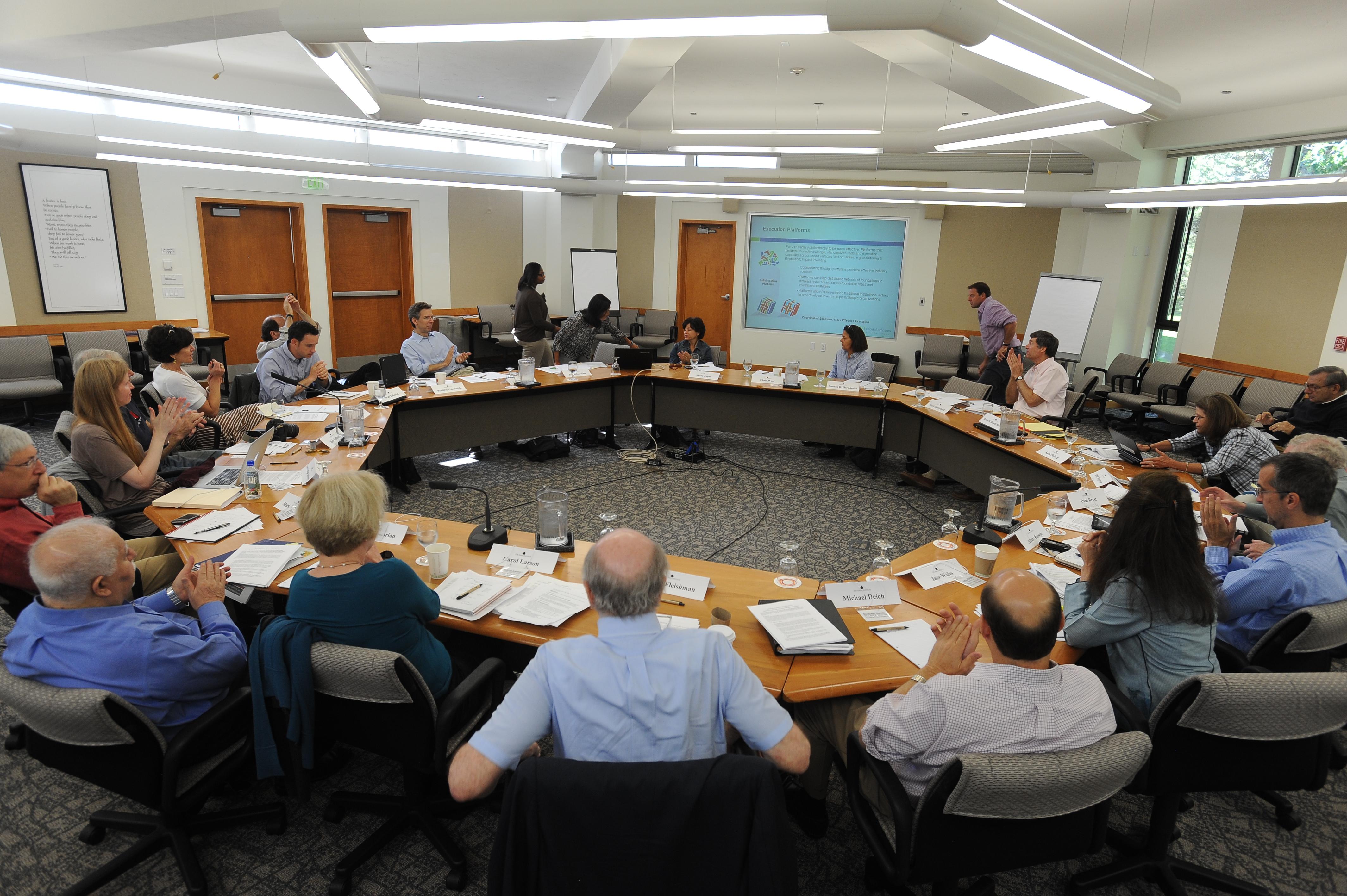 2010 Aspen Philanthropy Group Meeting