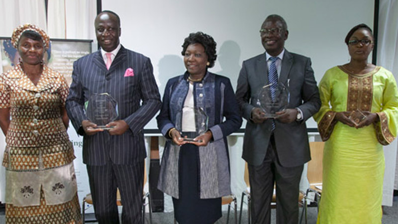 Zambia Awarded the 2013 Resolve Award for Health Sector Integration
