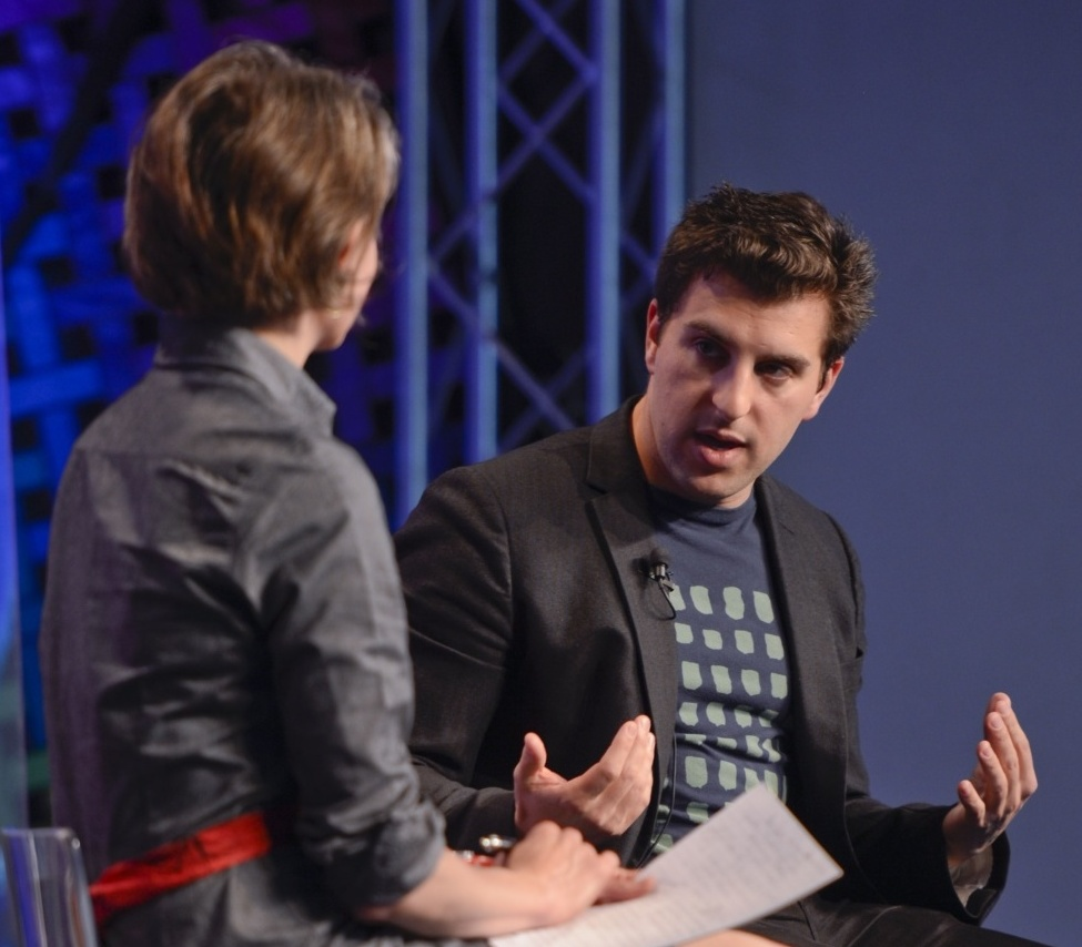 Airbnb's Brian Chesky: The Sharing Economy Isn't Really A Disruption At All