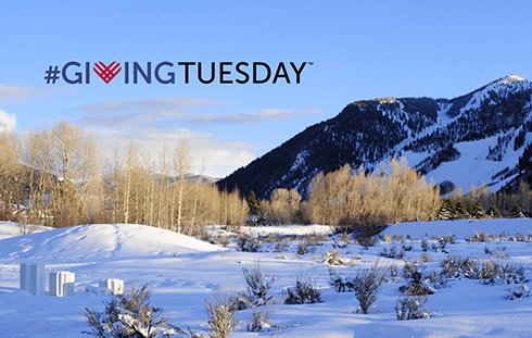Show Your Support on Giving Tuesday
