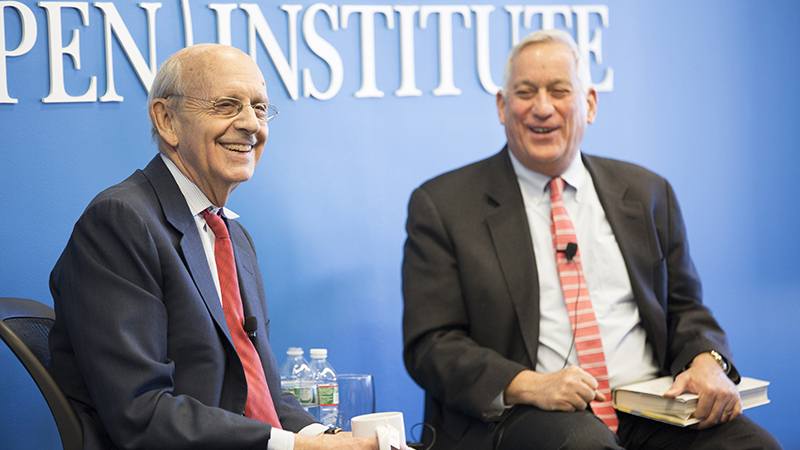 Justice Stephen Breyer: The Court and the World