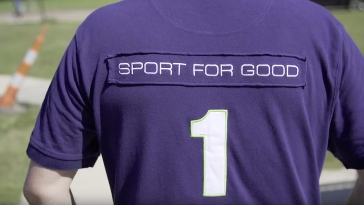 Sport for Good in New Orleans