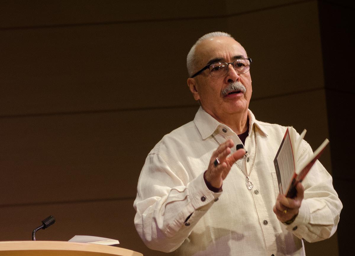 Juan Felipe Herrera's Long Road to United States Poet Laureate