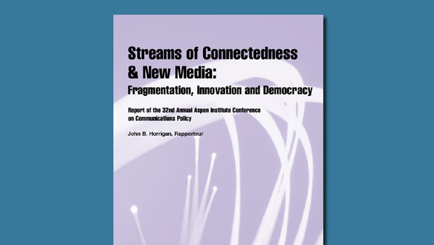 Streams of Connectedness & New Media