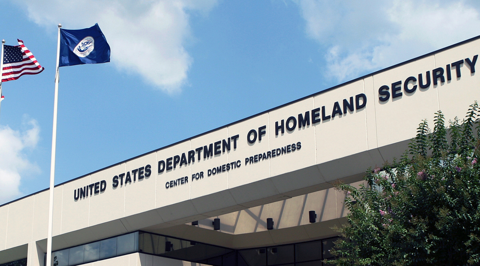 House Takes Key Step Advised by Task Force on Homeland Security