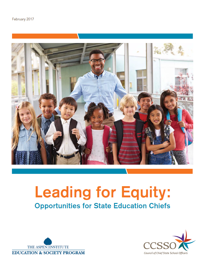 Leading for Equity: Opportunities for State Education Chiefs