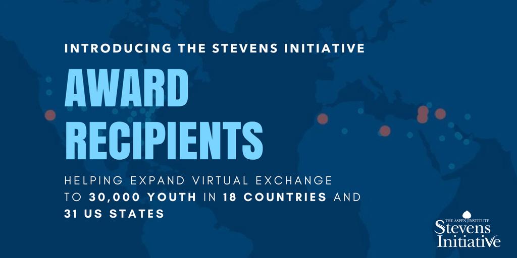 Stevens Initiative Announces 13 New Grants to Fund International Virtual Exchange