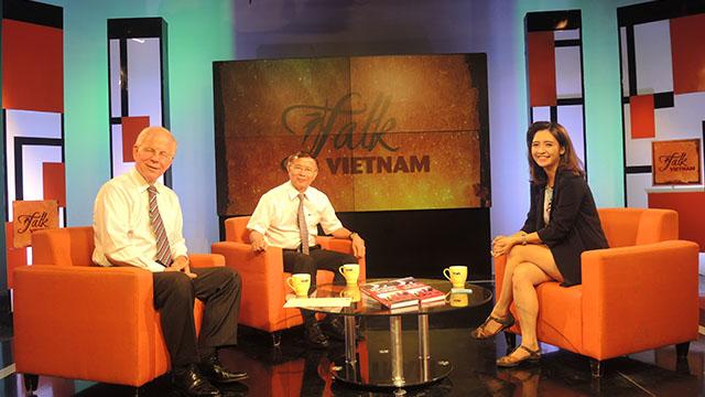 "Vietnam Television Channel 4 (VTV4) ""Talk Vietnam"""
