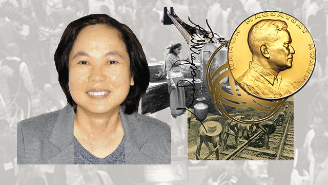 Ramon Magsaysay Awardee-Vo Thi Hoang Yen