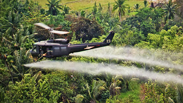 Why The US Won't Admit Guilt Over Agent Orange