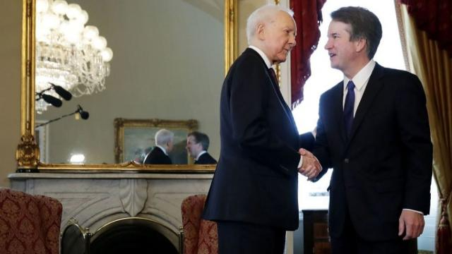 Chevron deference doctrine should not be a factor in Kavanaugh confirmation process