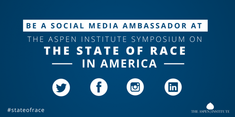 Apply to be a Social Media Ambassador at the State of Race Symposium