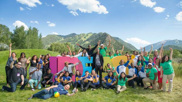 2017 Aspen Challenge Teams Present at the Aspen Ideas Festival