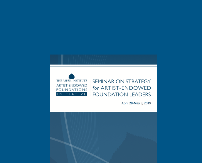 Seminar on Strategy for AEF Leaders