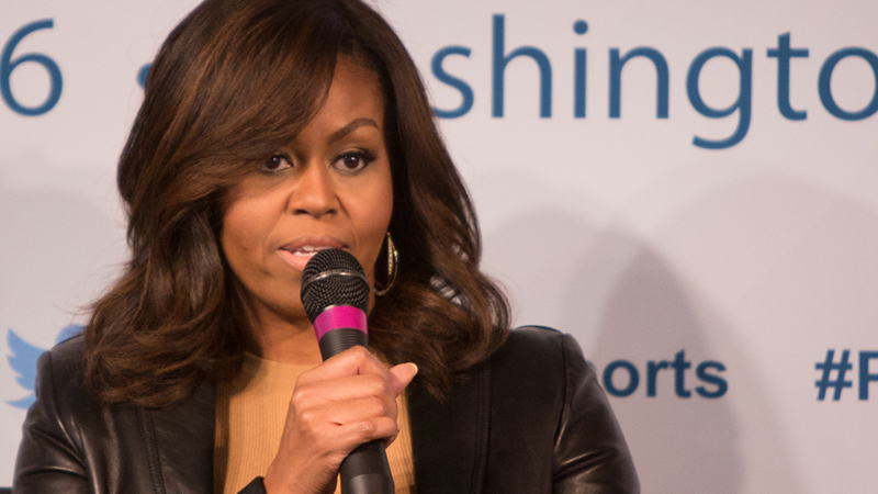 Michelle Obama on the State of Youth in Sports