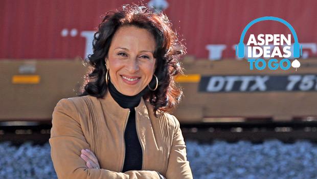 Maria Hinojosa, News Anchor and Reporter