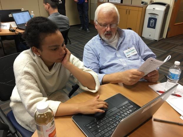 PSI Hosts Nonprofit Vali-Datathon