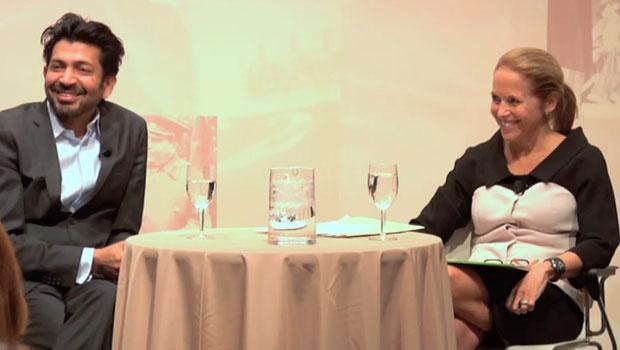 Katie Couric Interviews Dr. Mukherjee