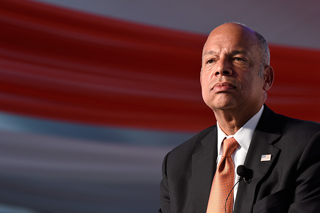 In Conversation with Sec. Jeh Johnson