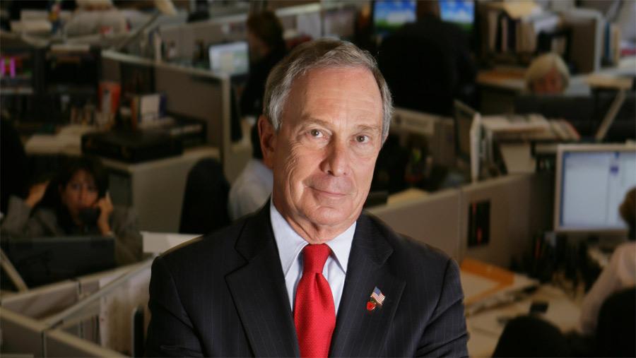 2013 Mayor Michael R. Bloomberg