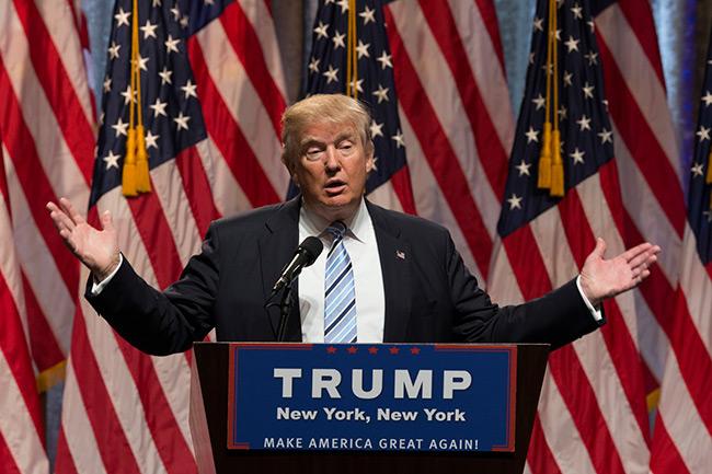 Republicans on Trump