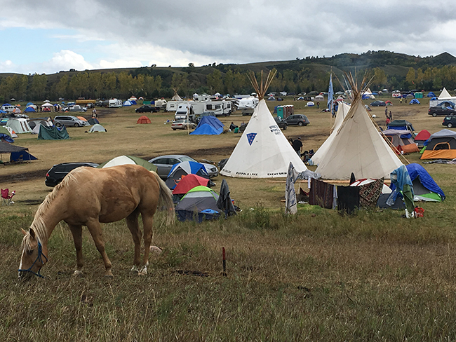 The Story Behind Standing Rock