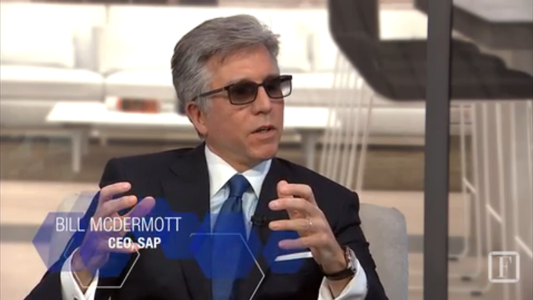 SAP's CEO is on a Mission to Reform Healthcare