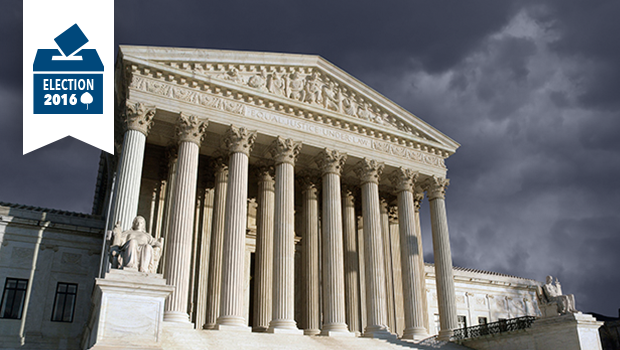 Will the Election Ensure a Ninth Supreme Court Justice?