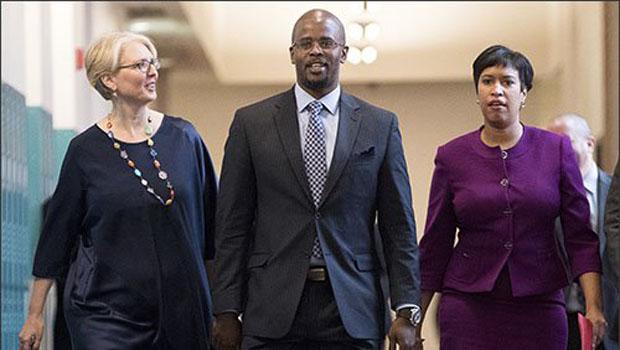 Commissioner Wilson to Lead DC Schools
