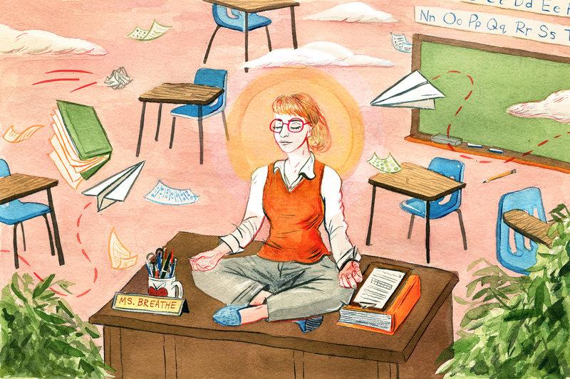 The Effects of Teacher Stress