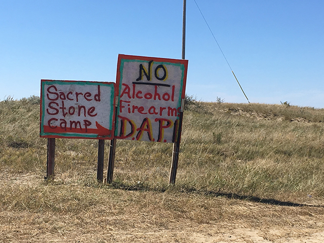 Standing Rock is a Unique Opportunity for Native Americans