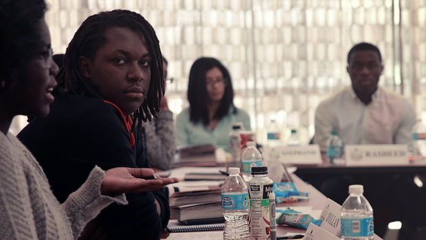 Newark Fellows Value Civility in Disagreement
