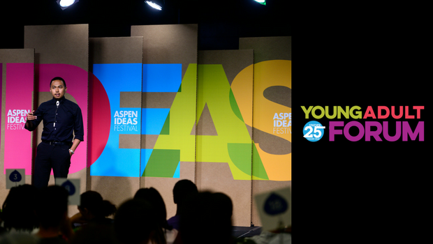 Young Adult Forum at the Aspen Ideas Festival