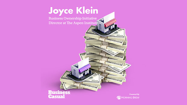 Why Can't Entrepreneurs of Color Access Stimulus Funds? Joyce Klein Talks PPP on Business Casual Podcast