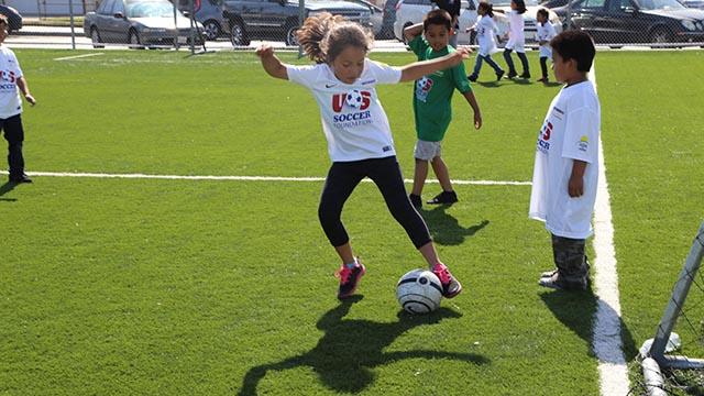 Latino Youth Soccer