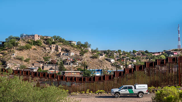 Finding a New Approach to the US-Mexico Border