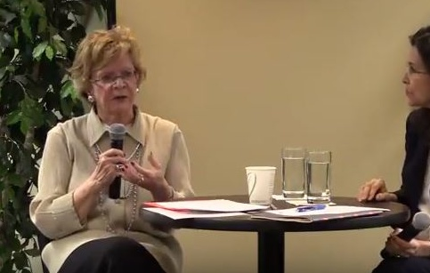 The Foundation Presidents' Roundtable Series featuring Julia Stasch, President of The John D. and Catherine T. MacArthur Foundation