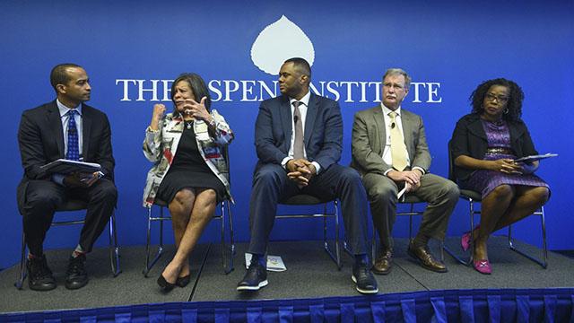 Race Work Opportunity Panel