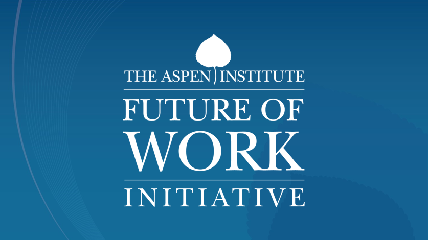 The Future of Work Initiative Launches National Advisory Council