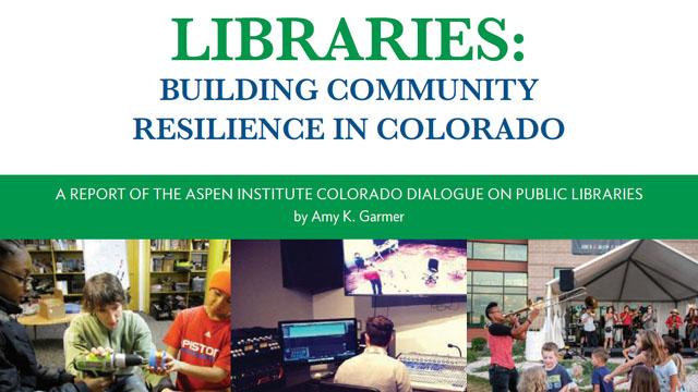 Colorado Libraries Building Resilience
