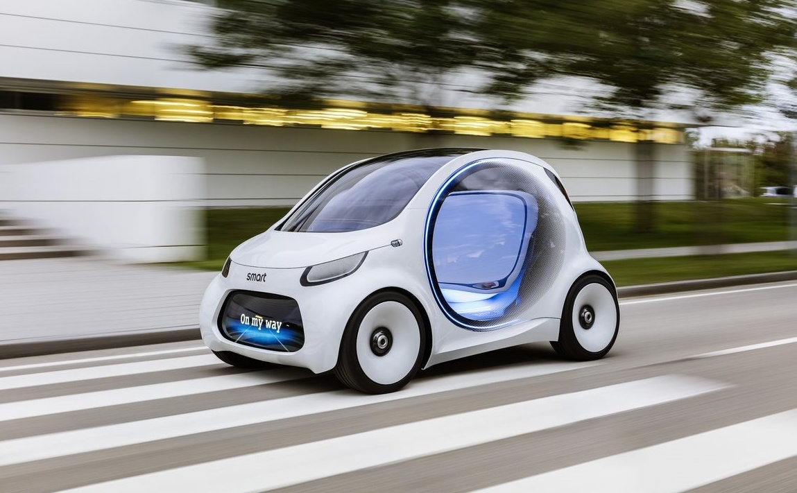 Autonomous Vehicles in the Driver's Seat at Consumer Electronics Show