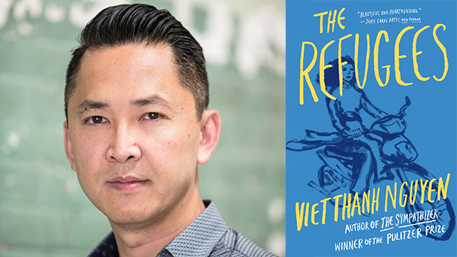 Viet Thanh Nguyen on Writing Refugees