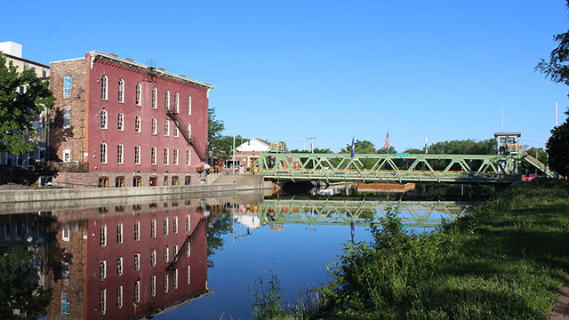 How the Erie Canal Explains American Democracy