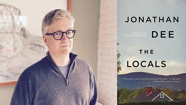 Jonathan Dee- The Locals