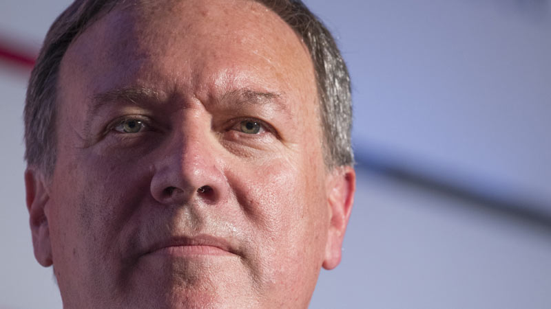 Mike Pompeo: The View from Langley