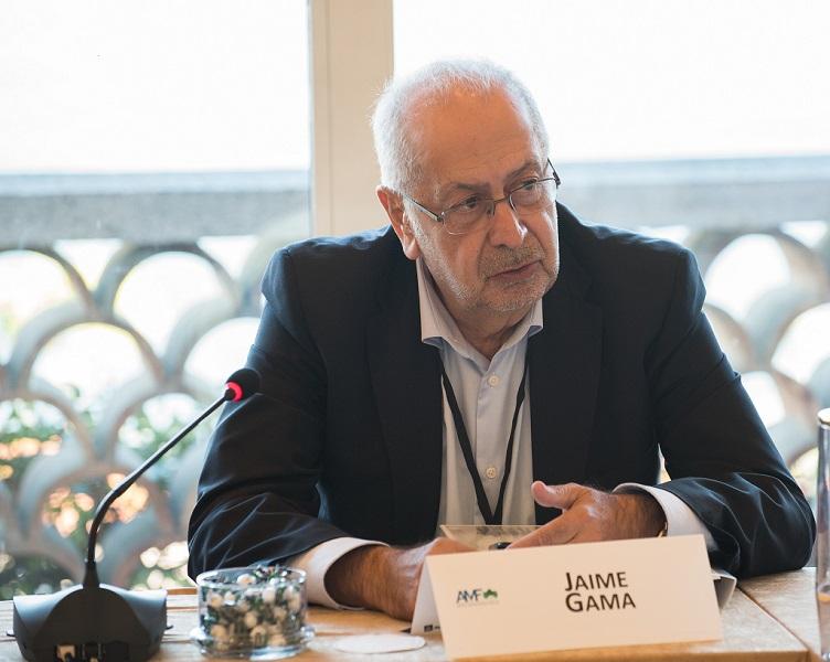 Conversas à Quinta: Thursday Conversations with Minister Jaime Gama