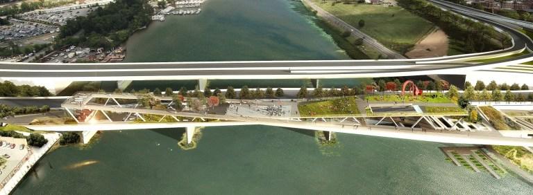 Bridging Rivers to Bridge Divides