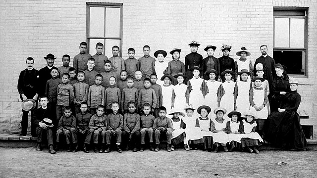 Our Long History of Family Separation