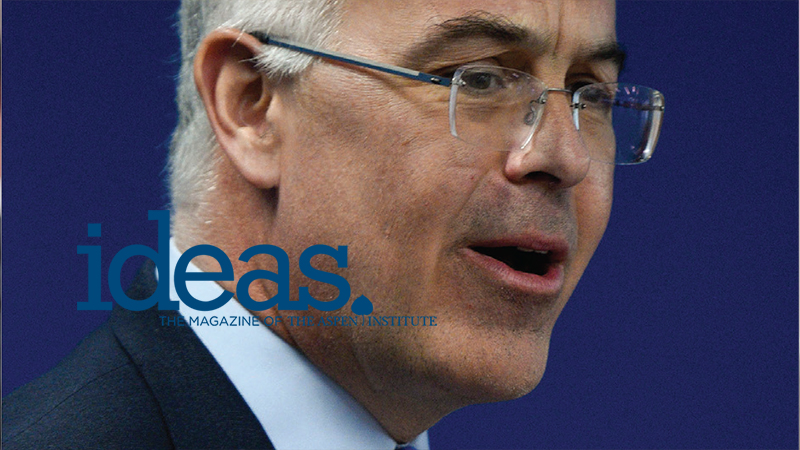 David Brooks Joins the Institute
