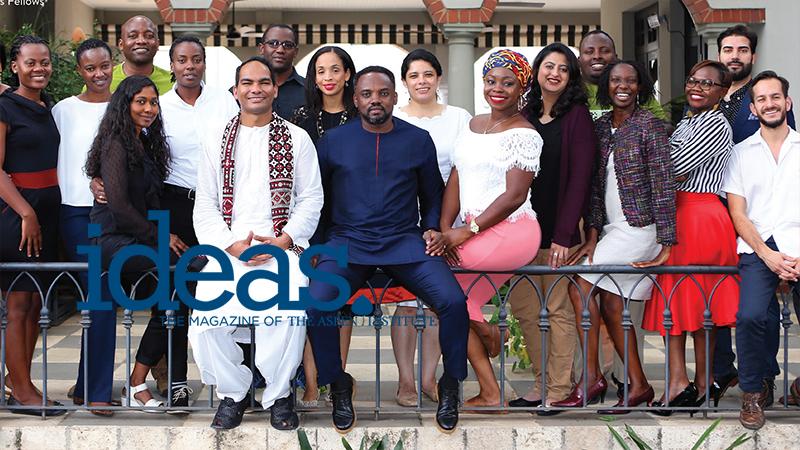 Meet the 2018 New Voices Fellows